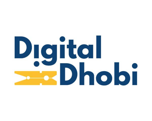 Digital Dhobi - Logo Design