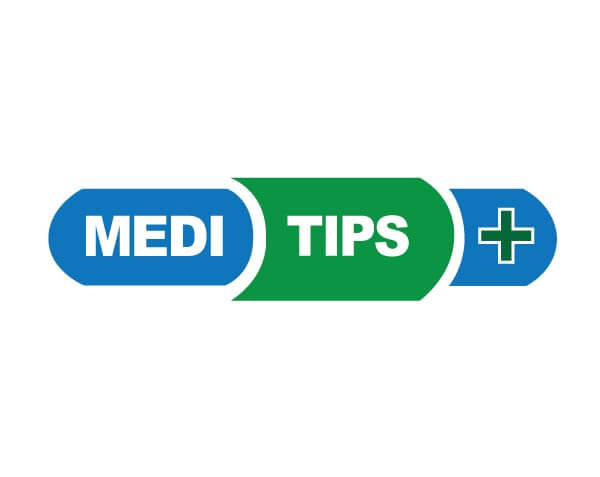 Meditips - Logo Design