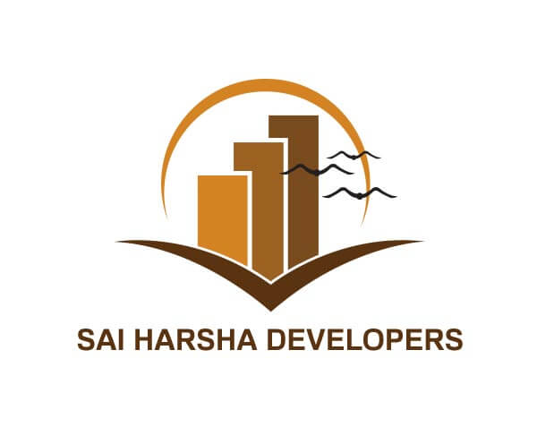 Sai Harsha Developers - Logo Design