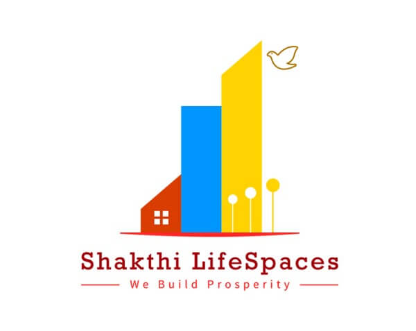 Shakthi Lifespaces - Logo Design